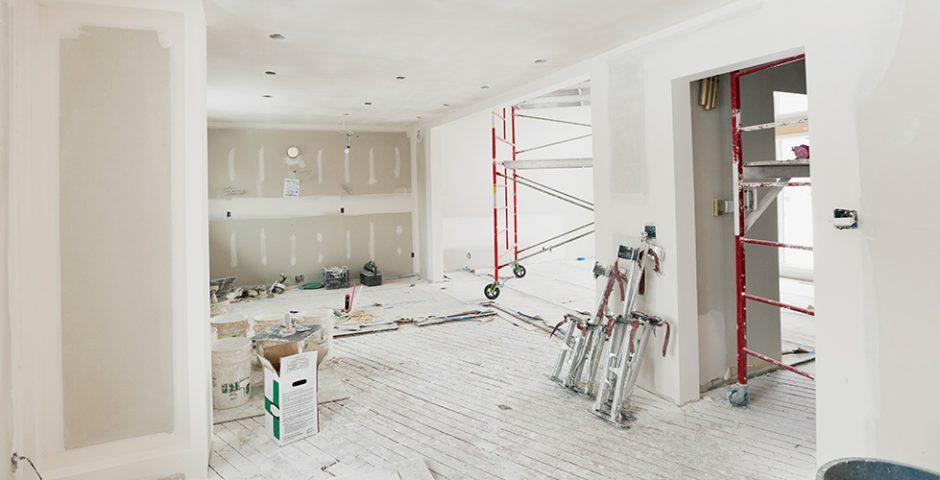 ¿Estas de obras en casa y no sabes donde guardar los muebles? 1
