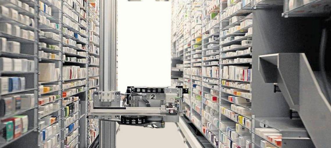 Trasteros para farmacias 1